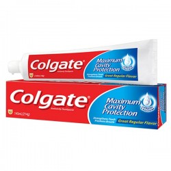 Colgate - Dentifrice Cavity Protection sur Les Looloos