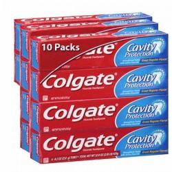 Colgate - Cavity Protection de 10 Dentifrices sur Les Looloos