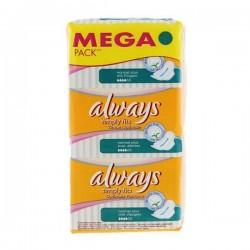 Always - Simply Fits de 36 Serviettes hygiéniques taille normal plus sur Les Looloos
