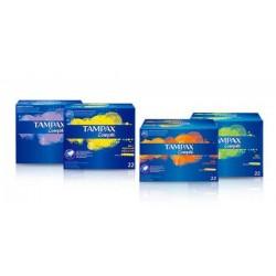 Tampax - Compak de 320 Tampons - 4 au prix de 3 taille regular avec applicateur sur Les Looloos