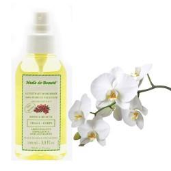 Huile de beauté à l'extrait d'orchidée 100% pur et végétal sur Les Looloos