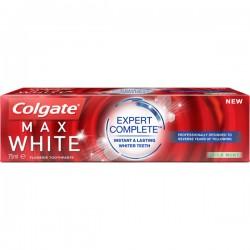 Colgate 75 ml Max White Expert Complete Mild Mint sur Les Looloos