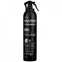 Syoss Laque 300 ml Big Sexy Volume N°4 sur Les Looloos
