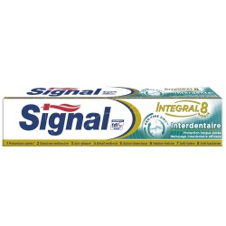 Dentifrice Signal Integral 8 Interdentaire sur Les Looloos