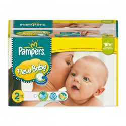 Pampers - Baby Dry de 288 Couches taille 2